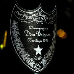 Dom Perignon Oenotheque 1996