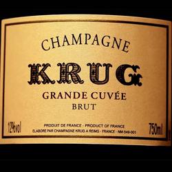 Krug Grande Cuv�e Edition 162 NV