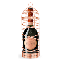 Laurent-Perrier Rose Bird Cage Limited Edition NV